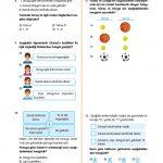 Tandem Fen Bilimleri Fenomeni 5. Sınıf